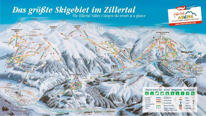 Bestemming: Oostenrijk – Zillertal